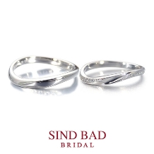 SIND BAD BRIDAL_結婚指輪【永遠(とわ)】