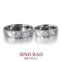 SIND BAD BRIDAL_和彫シリーズ -TAKUMI- 桜