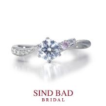 SIND BAD BRIDAL_婚約指輪【美澪(みれい)】