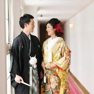 神戸北野ホテル:【神社婚&和装婚 希望の方】館内見学+相談会フェア