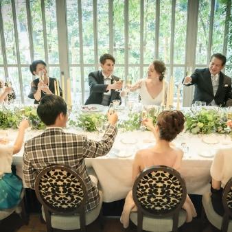 神戸北野ホテル:【無料試食】少人数(6名様~)×上質ホテルウェディング相談会