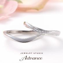 JEWELRY STUDIO Advance_【Advance】Rochelle(ロシェル)『魅力を引き出すリング』