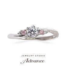 JEWELRY STUDIO Advance:【Advance】Pinkstar ピンクスター『柔らかい雰囲気』