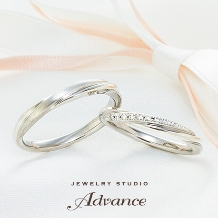 JEWELRY STUDIO Advance_【Advance】Mon coeur (モンクール)『絆の証』