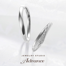 JEWELRY STUDIO Advance_【Advance】Blanche(ブランシュ)『広島店限定デザイン』