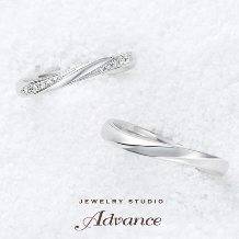 JEWELRY STUDIO Advance:【Advance】Aqua(アクア)『純粋かつ無垢』