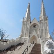 THE GRAN SUITE(ザ・グランスイート):大聖堂模擬挙式×アクアファンタジア×フルコース試食フェア