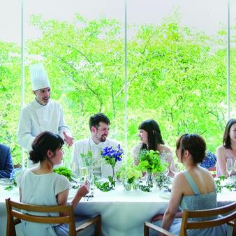 TOBE AUBERGE RESORT:【30名以下歓迎】美食×美景・家族だけのアットホームW