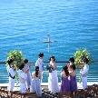 ベイ クレール(Bay Claire):【1組限定】海のリゾート挙式体験×シェフ特製スイーツ試食付
