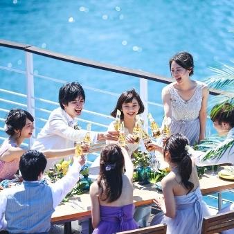 ベイ クレール(Bay Claire):【1日1組貸切】リゾート満喫フェア~瀬戸内海と青空を体感~