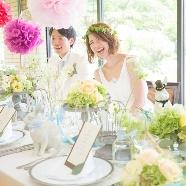 KAYUTEI(花遊庭):【2部制貸切W】アットホーム家族婚+友人とパーティーならコチラ