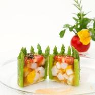 """KAYUTEI(花遊庭):◆四季の味覚体験◆""""旬の野菜×おもてなしの心""""堪能試食会"""