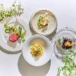 ヒルズスィーツ宇都宮ブリーズテラス:◆おもてなし5大特典付◆青空×緑溢れる貸切Gardenで美食体験