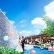アクアデヴュー佐賀スィートテラス:残1【Wedding福袋★1万QUO】ドレス×指輪×チャペル