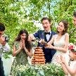 ブランレヴュー宇都宮アクアテラス:【まるで海外Wedding】ガーデン付邸宅で叶えるオリジナルWフェア