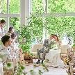 ブランレヴュー宇都宮アクアテラス:\直前OK☆月1限定/緑×光の貸切Wedding*20大特典×特選和牛