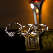JEWELRY KAMATA(ジュエリーかまた):花嫁の薬指を美しく彩る Almeria ~アルメリア~