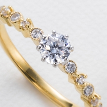 JEWELRY KAMATA(ジュエリーかまた):360°輝きを逃がさない婚約指輪