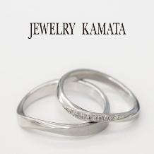 JEWELRY KAMATA(ジュエリーかまた)_永遠を意味するメビウスの帯をリングに メイリリー~永遠~