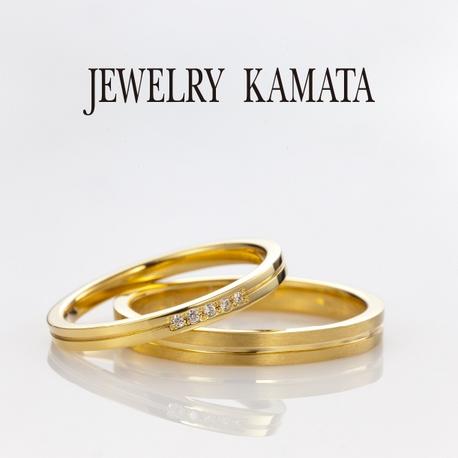 JEWELRY KAMATA(ジュエリーかまた):夜空に瞬く星をダイヤモンドで表現 Sirius ~シリウス~