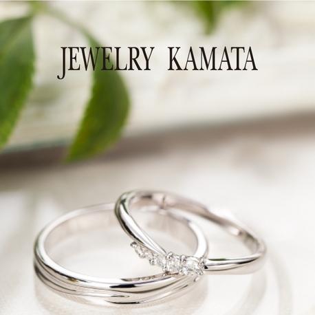 JEWELRY KAMATA(ジュエリーかまた):大きめのダイヤが視線を惹きつける campanula