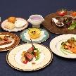 丘の上のティアラガーデンズ:【料理こだわりの方】ゲストも大満足!フルコース堪能フェア♪