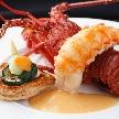 ティアラガーデンズ横浜:[松阪牛&オマールエビ]試食×大聖堂模擬挙式
