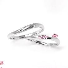 Ginza Rim/銀座リム:【銀座リム/ローズマリー】ピンクダイヤのカラーグラデーションを楽しもう!