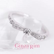 Ginza Rim/銀座リム:【銀座リム/エリー】デイリーに愛用できる、シンプルエンゲージリング
