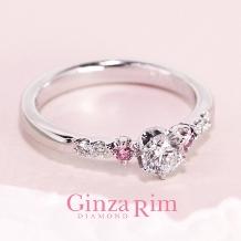 Ginza Rim/銀座リムの婚約指輪&結婚指輪