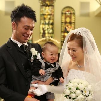 誓いの森 イストアール:【ママおひとりorお子様と一緒でも安心♪】おめでた婚フェア☆