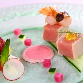誓いの丘 イストアール:【婚礼料理ハーフコース】無料テイスティングフェア