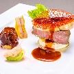 誓いの丘 イストアール:【当館人気No1★美食を体感】シェフ厳選のコース料理試食♪