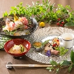 THE HILLTOP TERRACE NARA(ザ・ヒルトップテラス奈良):【限定企画】和洋折衷コース試食プレミアムフェア