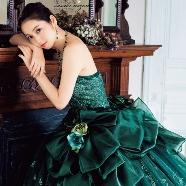 ドレス:エスタシオン・プラザ平安