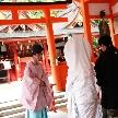 桜鶴苑(おうかくえん):【月曜限定】神社挙式もサポート♪京都で和風結婚式フェア
