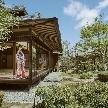 桜鶴苑(おうかくえん):【土日限定】京懐石試食×和演出×和装試着スペシャルフェア
