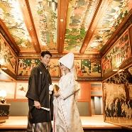 ホテル雅叙園東京:【月に一度のBIGフェア】挙式映像体験×厳選コース試食