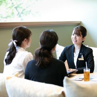 ホテル雅叙園東京:おひとり参加でも安心☆ご新婦×プランナーのじっくりご相談会