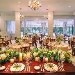 BRIDALFORT(ブライダルフォート):【本番直前の会場を公開】ブライダル相談会&お食事ご招待