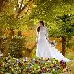 BRIDALFORT(ブライダルフォート):【一番人気】紅葉映える秋シーズン!試食×日取り相談&早割特典
