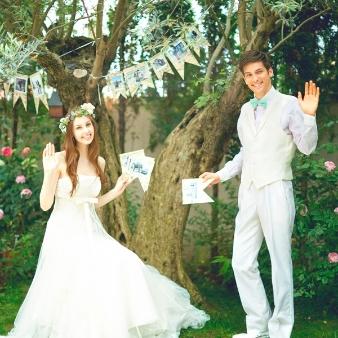 Patrick Kiso Garden 東京・町田:フェア選びに迷ったらコレ!【結婚式DIY】人気フェア凝縮体験