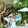 Patrick Kiso Garden 東京・町田:【ナチュラルウエディング】緑の貸切ガーデン演出体験×無料試食