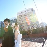 HOTEL YOKOHAMA GARDEN(ホテル横浜ガーデン):【10時まで来館の方は衣裳3点が無料】朝得フェア