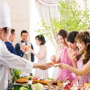 HOTEL YOKOHAMA GARDEN(ホテル横浜ガーデン):『支持率No.1』ドレス~美食フェアまでよくばり体験フェア