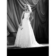 ドレス:インポートウェディングドレスNK108