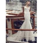 ウエディングドレス:インポートウェディングドレス NK108銀座
