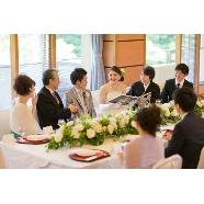 結びの宿 愛隣館:【緑に囲まれた憧れ挙式が叶う】ゆったり温泉付◇家族婚フェア♪