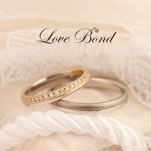 BIJOUPIKO(ビジュピコ):【LoveBond】(Kamm‐カム‐)