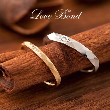 BIJOUPIKO(ビジュピコ):【LoveBond】モダンで上品なグラフィカルデザイン♪(Ibiza-イビザ-)
